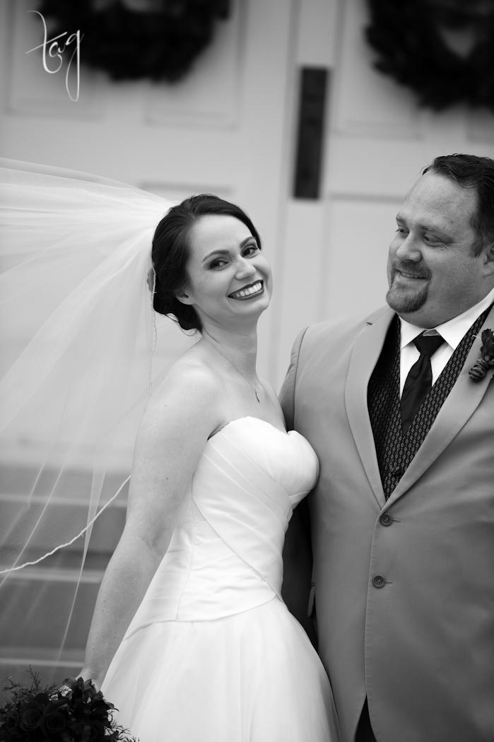 Wedding photographer in Simpsonville