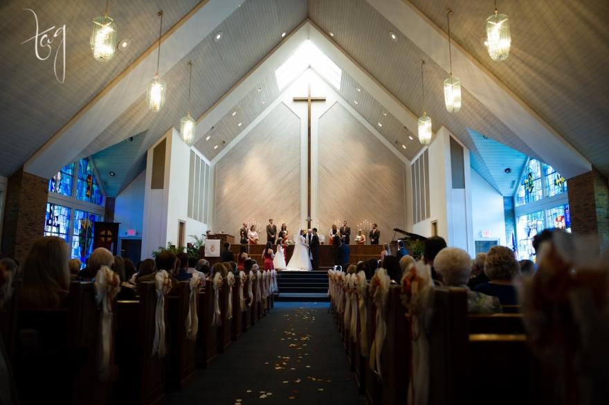 Church weddings in SC